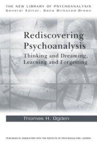 rediscovering psychanalysis