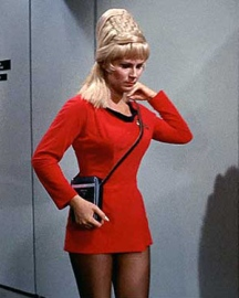 star trek miniskirt