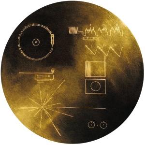 Voyager Disc JPL